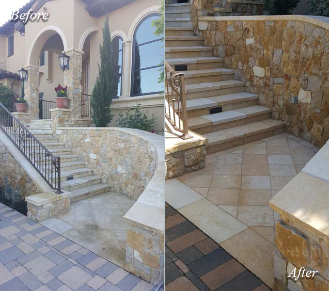 Rock Solid Stone Care – Stone & Tile Care